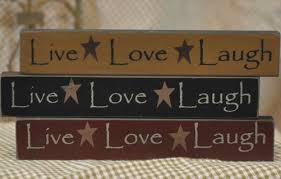 Love Laugh Live Live Love Laugh Decor Inspirational Home Decor