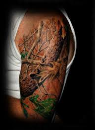 camo tattoos awesome looks so life like inkspirational ideas