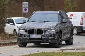 stance bmw 2019 bmw x5 spied in germany shows sporty stance autoevolution