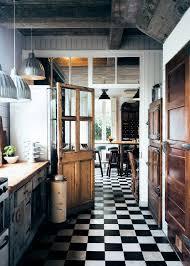 cuisine ancienne cuisine ancienne récupération décoration cuisine