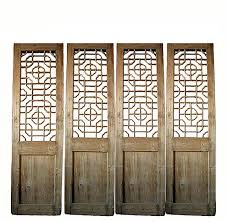 Antique Room Divider by Hand Painted Antique Chinese Wall Hanging Plaque 2 U2013 Dyag East