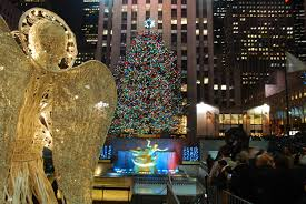 new york city tree lights decoration