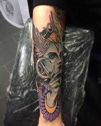 50 moon tattoo crescent moon and sun and stars tattoo 2018