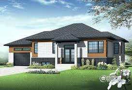 house design modern bungalow modern house bungalow house plan of the week sweetly serene bungalow