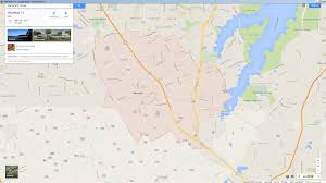 Mansfield Ohio Map by Mansfield Texas Map