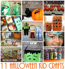 block party 8 fun halloween crafts for kids