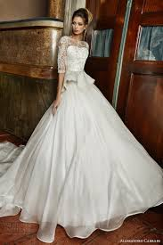 collection wedding dresses alessandro carrabs 2016 wedding dresses palcoscenico couture