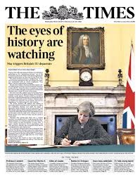 break up letter to great britain the difference 44 years make how the uk press said goodbye to neil henderson hendopolis