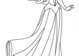 aurora coloring pages coloring4free