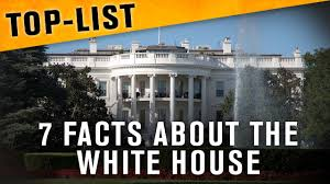 7 facts about the white house i pathé