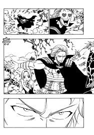 When Does Fairy Tail Resume The Village U0027s Hero Gildarts Clive U2013 Fairy Tail 299 Daily Anime Art
