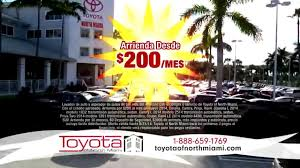 headquater toyota take the summer off commercial spanish toyota of north miami