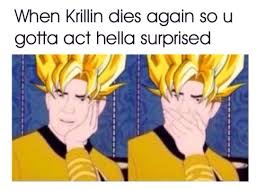 Dragon Ball Z Meme - 20 hilarious dragon ball memes you ve always wished for dorkly post