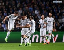 Uefa Chions League Juventus Beats Porto 2 0 At Uefa Chions League Xinhua