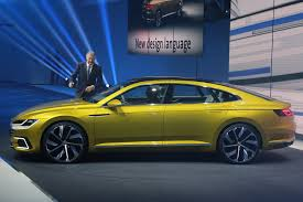 new volkswagen sports car volkswagen sport coupe concept gte first look motor trend