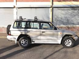 mitsubishi shogun 2000 mitsubishi shogun 2000 2 8 td gls 5 door 7 seater long mot
