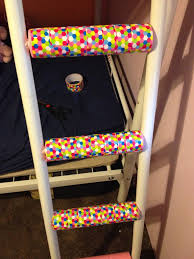 Bunk Bed Ladder Bunk Bed Ladder Fix 5 Steps With Pictures