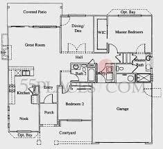 verdana villas floor plan camellia floorplan 1487 sq ft province 55places com