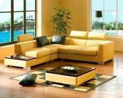 Tan Coloured Leather Sofas Yellow Leather Sofas Foter