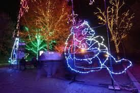 Washington Dc Zoo Lights by Zoolights Return To Illuminate The National Zoo Dc Refined