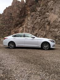 infiniti q70 vs lexus gs capsule review 2015 hyundai genesis the truth about cars