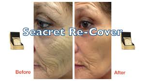 seacret re cover before and after wow effect youtube