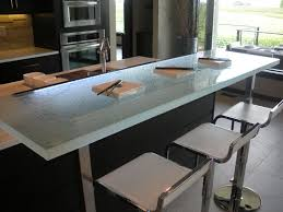Glass Breakfast Bar Table Glass Breakfast Bar Table With The Glass Counter Breakfast