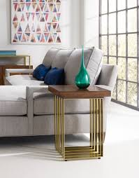 Teal Accent Table Cynthia Rowley For Hooker Furniture Living Room Horizon Line