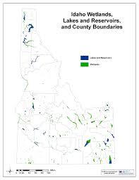 Idaho State Map by Idaho Maps Page 1 Nrcs Idaho