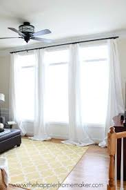 the 25 best hang curtains ideas on pinterest how to hang