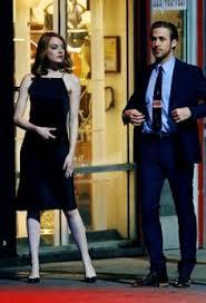 ryan gosling emma stone couple film la la land 2016 bts emma stone and ryan gosling emma and ryan