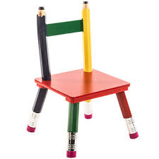 pencil leg table and chairs child s pencil chair hobby lobby 951061