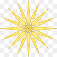 free vergina sun macedonia argead dynasty solar symbol