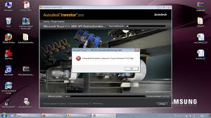 problem with installing autodesk inventor 2013 student version