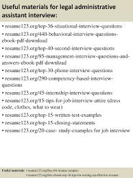 Free Sample Resume For Administrative Assistant by Legal Administrative Assistant Job Description Resume Legal