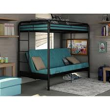 The  Best Bunk Bed With Futon Ideas On Pinterest Elevated - Ikea bunk bed room ideas