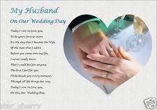wedding gift husband husband wedding day gift ebay