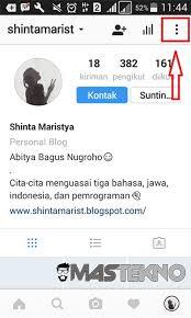 cara membuat akun instagram resmi seperti artis cara mudah private privasi akun instagram di hp android