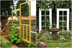 Garden Trellis Design by 15 Unique Trellis Ideas For Your Home U0027s Garden