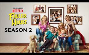 fuller house season two netflix premiere date announced