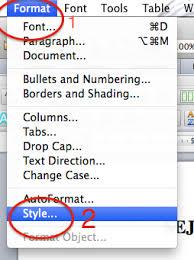 cara membuat daftar gambar word cara membuat daftar isi otomatis pada microsoft word untuk