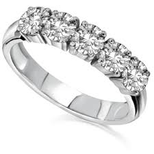 eternity rings images Half prong eternity rings diamond heaven jpg