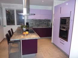 cuisine aubergine et gris cuisine cuisine noir et aubergine cuisine noir et aubergine