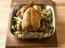 kitchn roast chicken how to truss a chicken step by step tutorial
