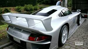 Porsche 911 Gt1 - porsche 911 gt1 getting loaded into a trailer 1080p hd