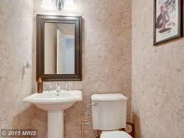 contemporary powder room with pedestal sink u0026 powder room in