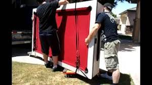 How To Move A Pool Table by How To Move A Pool Table