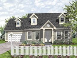 cape cod house plans with attached garage cape cod house plan 016h 0020 for the home cod