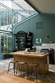 cuisine dans loft cuisine avec îlot central 43 idées inspirations kitchens