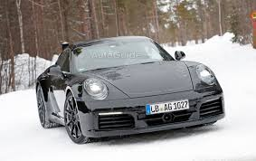 generation porsche 911 generation porsche 911 prototypes testing autoguide